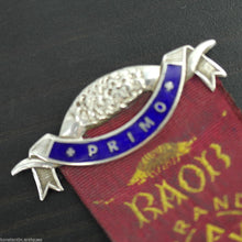 Vintage 1960 sterling silver medal London L Simpson PRIMO RAOB Wyvern