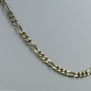Vintage 450 mm sterling silver neck chain snake made in Italy 925