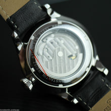 Load image into Gallery viewer, Constantin Weisz 22 jewels Open heart wrist watch automatic Day Night