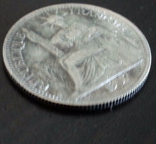 Load image into Gallery viewer, Vintage 1937 silver coin 0.10 Dollar G. General Jules Brévié of French Indochina