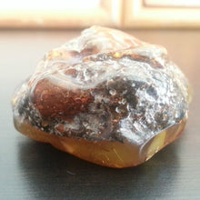 Genuine Baltic Amber stone great interior item