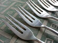 Load image into Gallery viewer, Antique WMF silver plated set of six dessert forks top quality