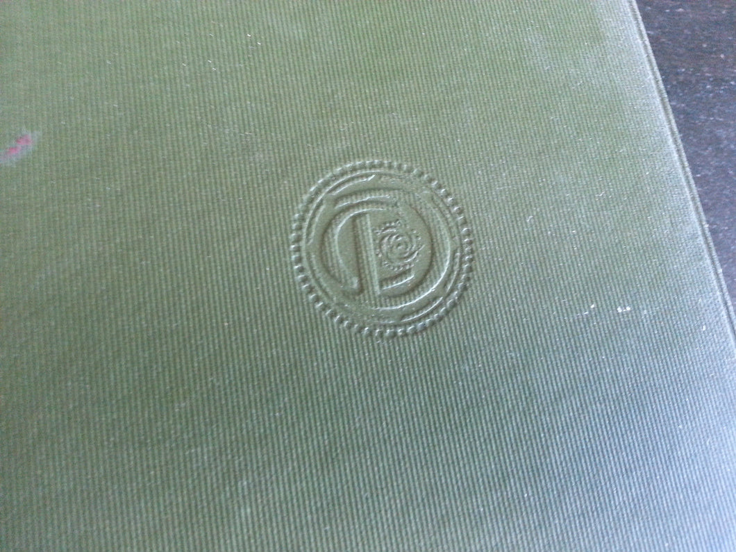 Antique 1907 book by Charles Dickens