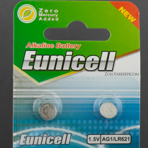 Eunicell two batteries for Watch, Key, Toys, Calculator, Clock, Scale or any other electronic device