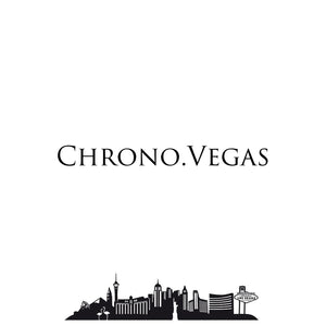 Chrono.Vegas - premium domain for sale Luxury watches store / portal