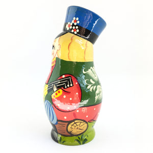 Original Russian doll Matryoshka five in one