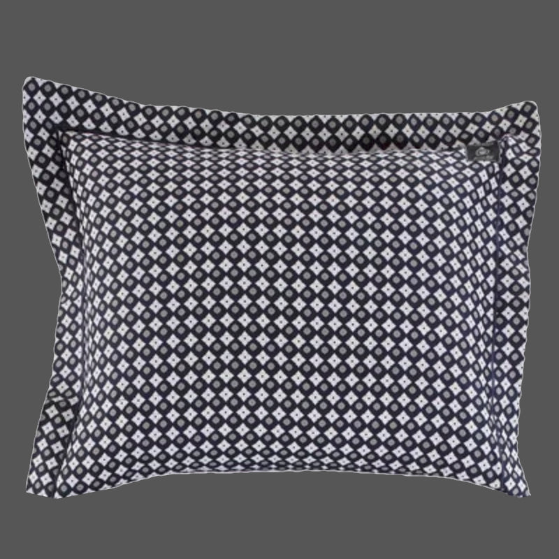 Magdalena Pillowcase Diamond little - Blue Label - (2pcs)
