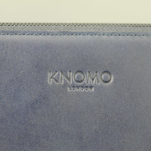 "Load image into Gallery viewer, Knomo London Genuine Leather Laptop Sleeve Apple MacBook 12"" Ultrabook"