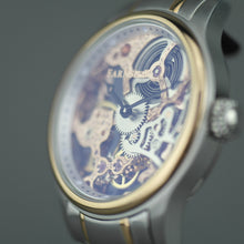 Load image into Gallery viewer, Thomas Earnshaw BAUER Mechanical wrist watch with bracelet