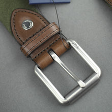 Load image into Gallery viewer, Polo Ralph Lauren Men's Webbed Roller Buckle Belt