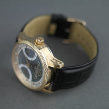 Load image into Gallery viewer, Constantin Weisz classic automatic open heart wrist watch 38 jewels