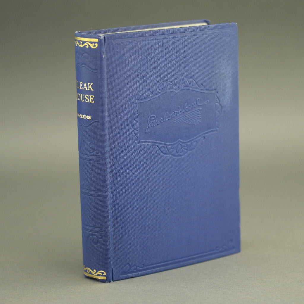 Special Edition Antique 1885 book by Charles Dickens