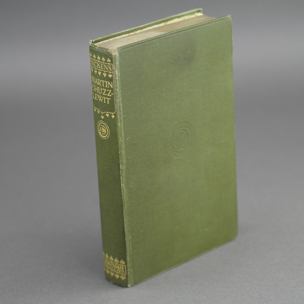First Edition Antique 1907 book by Charles Dickens