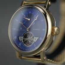 Load image into Gallery viewer, Constantin Weisz Limited Edition open heart automatic wrist watch 34 jewels