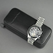 Load image into Gallery viewer, Constantin Weisz Classic Automatic open heart wrist watch with bracelet