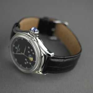 Constantin Weisz Luna 35 Jewels Automatic wrist watch with strap