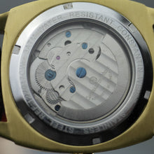 Load image into Gallery viewer, Constantin Weisz Gent's automatic wrist watch with Moon phases and encrusted bezel