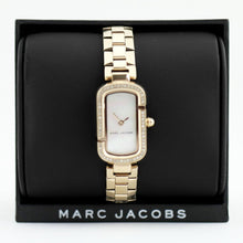 Load image into Gallery viewer, Marc Jacobs ladies wrist watch Rose Gold Logo J Case