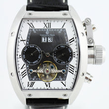 Load image into Gallery viewer, Constantin Weisz Automatic open heart wrist watch with Nacre MOP dial