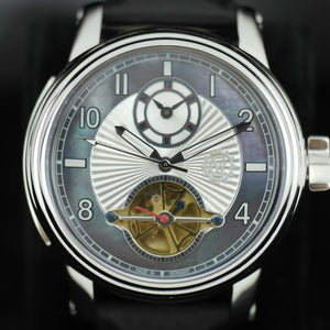 Constantin Weisz Automatic 24 jewels wrist watch with Nacre dial and strap