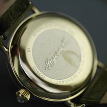 Load image into Gallery viewer, Ingersoll The Trenton Quartz Ladies wrist watch with leather strap