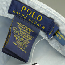Load image into Gallery viewer, Polo Ralph Lauren Casquette sport Classic Polo 1967 cap