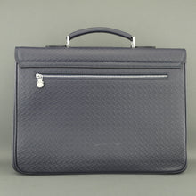 Load image into Gallery viewer, Billionaire Couture Genuine Leather Business Bag Royal Blue