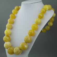 German Genuine Baltic Amber beads necklace