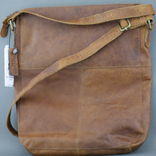 Danish Design Re Designed EST 2003 genuine leather shoulder bag