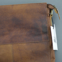 Load image into Gallery viewer, Danish Design Re Designed EST 2003 genuine leather shoulder bag