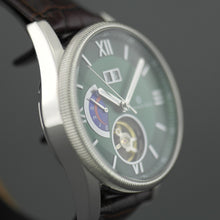 Load image into Gallery viewer, Constantin Weisz Gent's automatic 22 jewels open heart wrist watch