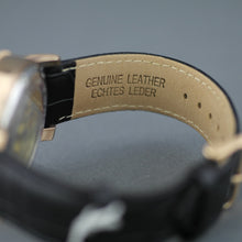 Load image into Gallery viewer, Limited Edition Constantin Weisz Gent's automatic gold plated dual time wrist watch