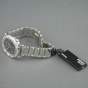 Fendi Selleria Diamonds Swiss wrist watch