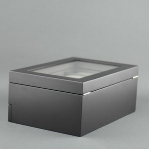 Luxury Mele & Co storage black box for 10 watches