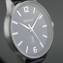 Load image into Gallery viewer, Barbour Jesmond a special Gents watch with leather strap