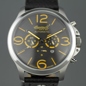 Ingersoll Totem Limited Edition Automatic wrist watch with strap