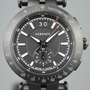 VERSACE V-Race Tachymeter Analogue Gents Watch