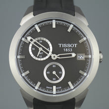 Load image into Gallery viewer, Tissot Titanium GMT Sport Collection Men's Anthracite dial wrist watch