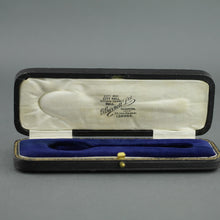 Load image into Gallery viewer, Antique box for spoon British Empire B. Barnett Ltd London