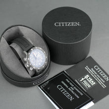 Load image into Gallery viewer, Citizen Promaster Altichron Men's wristwatch with silicone strap