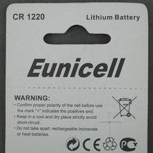 Load image into Gallery viewer, Eunicell Lithium battery Voltage 3.0V for car alarm key fob, Scale, Toys or other electronic devices