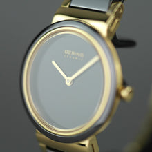 Load image into Gallery viewer, BERING Womens Analogue Quartz Watch with Stainless Steel Strap