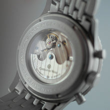 Load image into Gallery viewer, Constantin Weisz Titanium Automatic wrist watch with date day, weekday and month