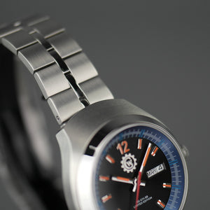 Constantin Weisz Automatic 365 GT4 BB Watch with stainless steel bracelet