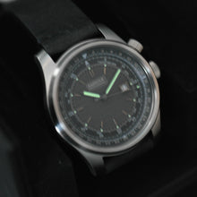 Load image into Gallery viewer, Barbour International Boldon a super special Gents watch with black leather strap