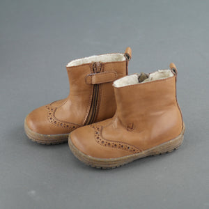 Naturino baby genuine leather boots 4.5 UK or 21 size EU or 12.7cm Length