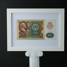Load image into Gallery viewer, Original vintage note framed great gift idea wall interior decor