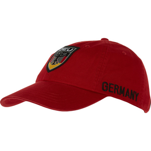 Polo Ralph Lauren Red Olympic Germany Baseball Cap