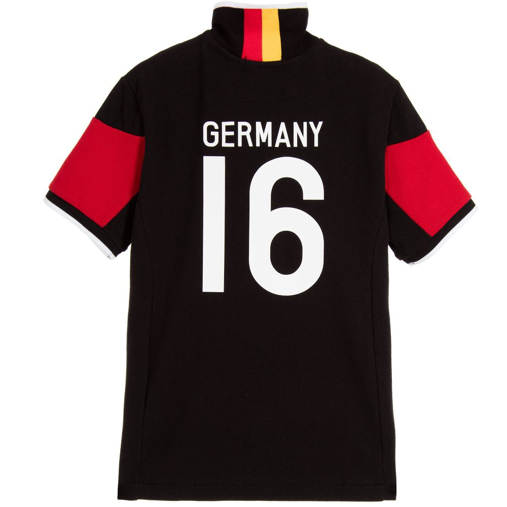 Slim Custom Germany Jersey Style Fit Ralph Polo Lauren Classic FJ1cKl