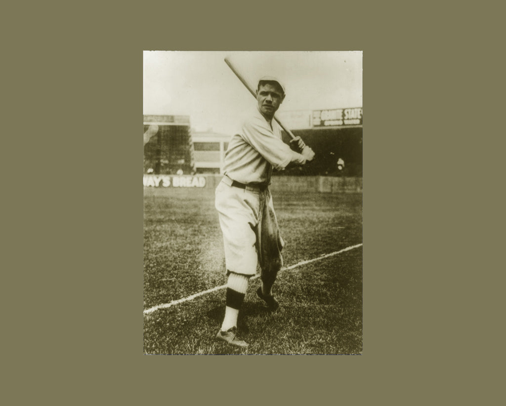Babe Ruth - Mouse Pad Universe